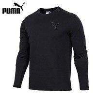 Original New Arrival 2018 PUMA Pace Primary Crew Men S Pullover Jerseys Sportswear