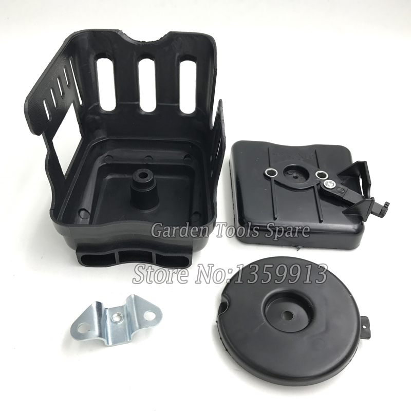 2 Stroke 33cc 43cc 52cc Air Filter Fits For 40-5 Brush Cutter