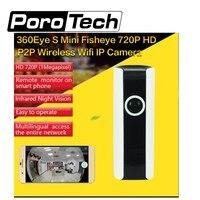 EC3 G6 185Degree Fisheye Panoramic WIFI Camera P2P IP Cam H 264 IR Night Vision 1