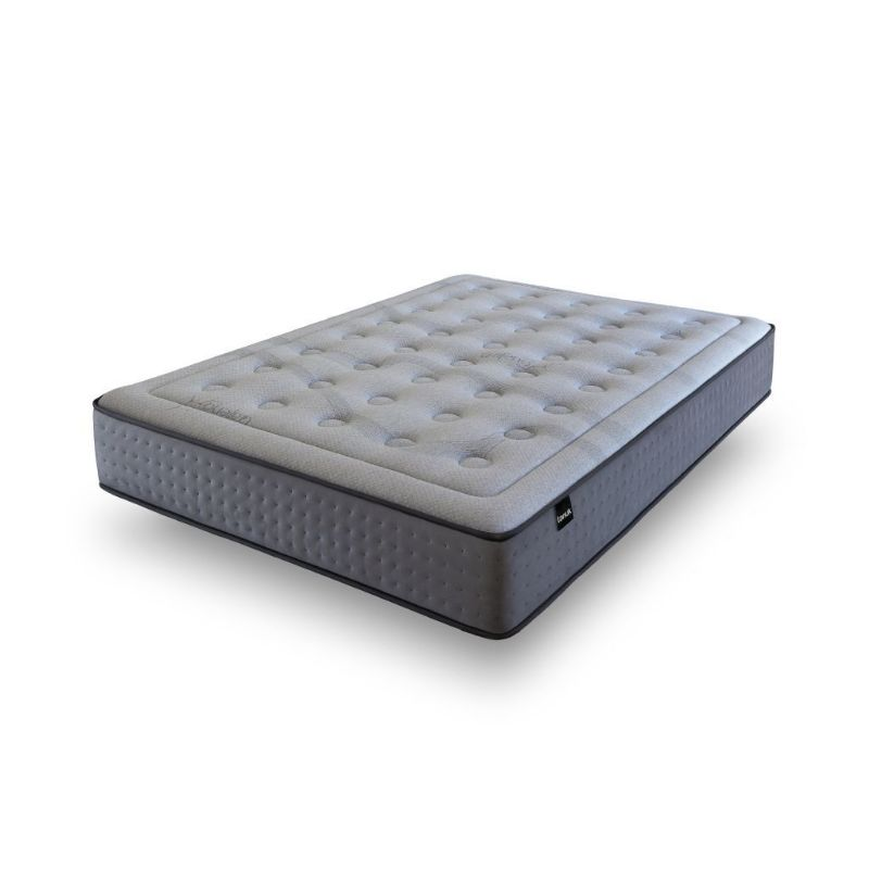 Tanuk ViscoGrafeno Platinum Springs 150X190 Mattress's Springs-Mattresses 300 Mm 1500 Mm 1900 Mm Gray Mattress From Springs