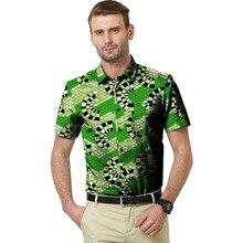 De Wax D'été À Imprimer Afrique Courtes Pxkozui Hommes Manches Chemises bfyYv7g6