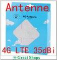 3 г lte 35dbi 4 Г Антенна 2 * SMA ts-9 или CRC9 Разъем huawei e5776 Антенна 791-2690 МГц для B593 B2000 3 г 4 г маршрутизатор модем