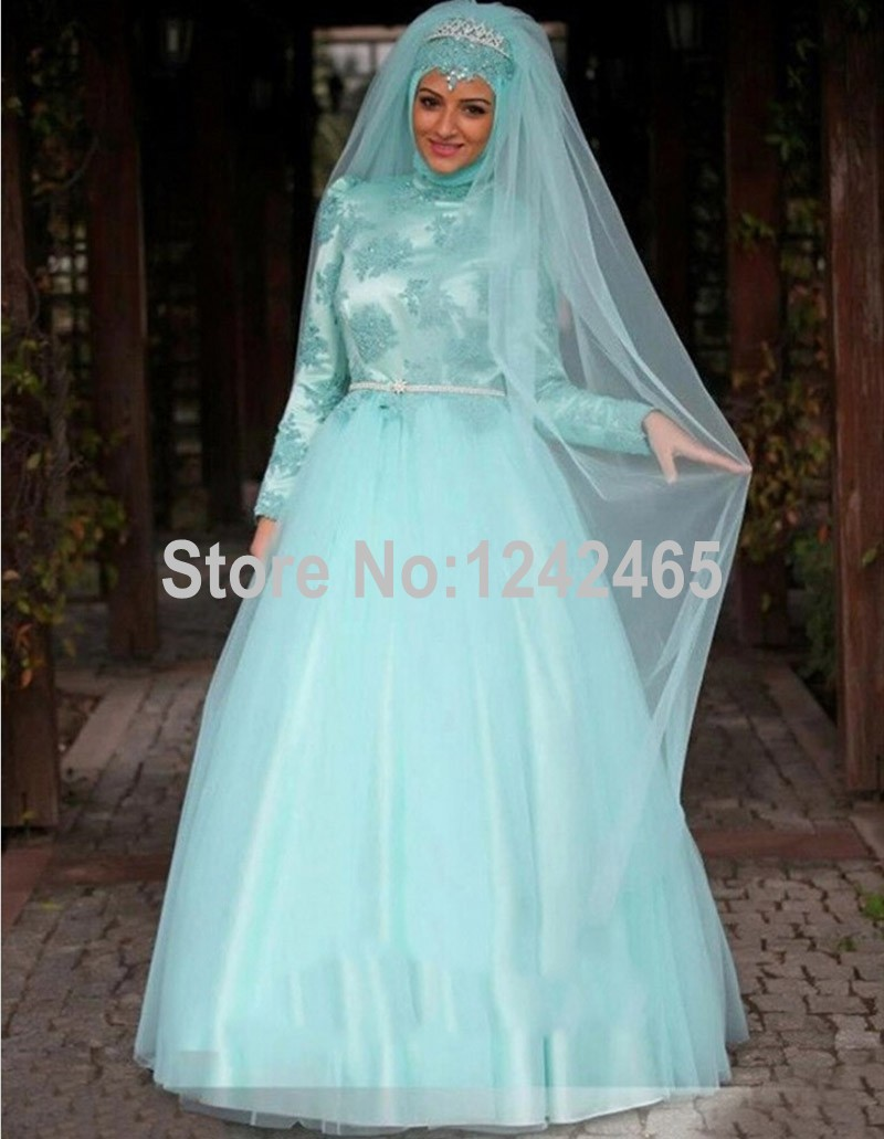 Colorful Muslim Party Dresses Image Collection - All Wedding Dresses ...