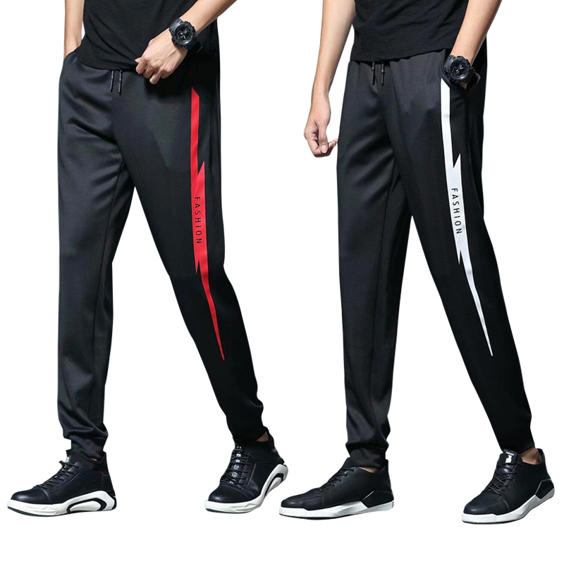 Male Soccer Pants Jogging Pants Running Trousers Men Casual Sweatpants Breathable Football Training Pants Sports Running Pants