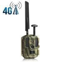 Разведчик охотничья камера Chasse 4G GSM gps GPRS MMS фото ловушки дикой природы скрытый фотоаппарат фото призрак игра камера Каза