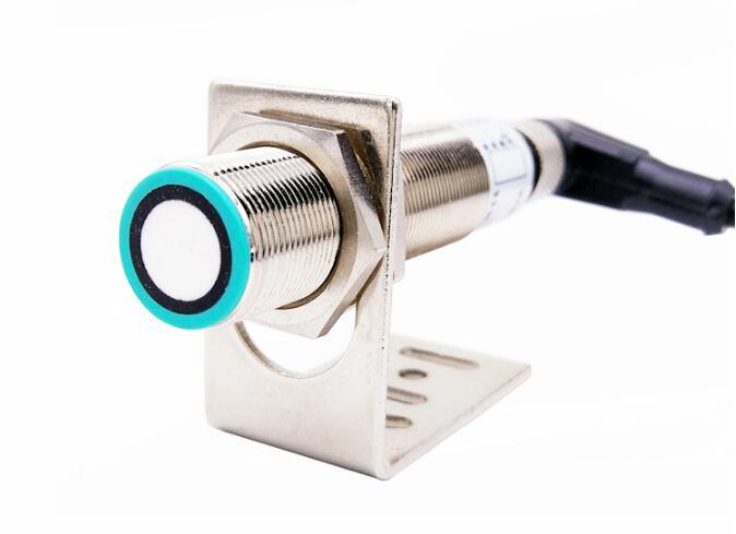 Capteur analogique de haute précision M18 capteur de Distance à ultrasons 0-5 V/0-10 V/1-5MA/4-20MA détecteur de mouvement capteur de proximité - 2