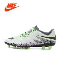 Original New Arrival Authentic NIKE HYPERVENOM PHELON II Men's Light Comfortable Football Shoes Soccer Sneakers