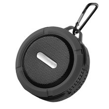 Mini Waterproof Bluetooth Speaker C6 Portable Wireless Stereo Speakers Support SD Cards Bluetooth 3.0 Reciever MP3 Player