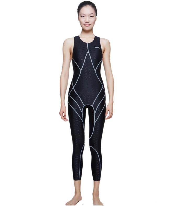Plus Size Scuba Diving 0 5mm Fastskin Triathlon Suit Neoprene Wetsuit Mergulho Buceo Roupa Feminina Long