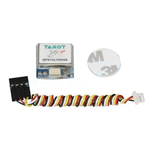 Tarot TL2970 Mini High Precision 10HZ GPS with Glonass Module Dual Mode for FPV Racer RC Multicopter F20388