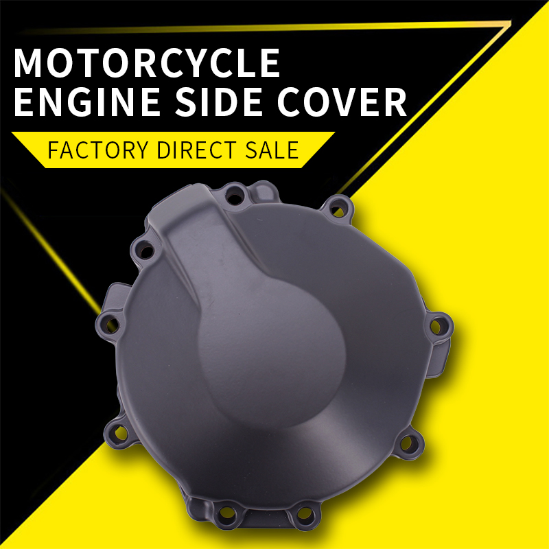 Motorcycle Engine Cover Motor Stator Cover CrankCase Cover Shell For Kawasaki ZX 6R ZR636 2009 2010