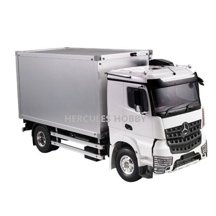 Hercules Brush 35T Motor for 1//14 DIY TAMIYA RC Model Truck Tractor Cars Trailer