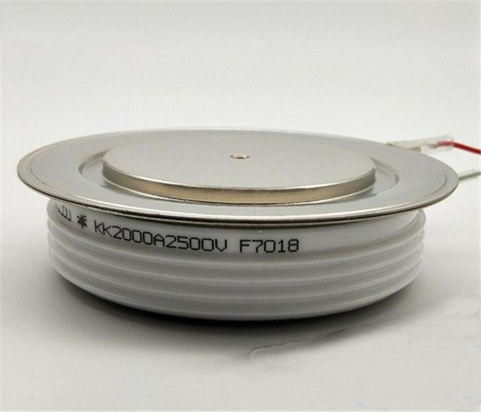 Fast Thyristor SCR KK2000A KK2000A  2200v  2500V Speaker AccesoriesFast Thyristor SCR KK2000A KK2000A  2200v  2500V Speaker Accesories