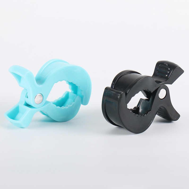 1 PC Acessórios Do Assento de Carro Do Bebê Carrinho De Brinquedo de Plástico Colorido Clipe Peg Para Tampa Do Gancho Mosquiteiro Carrinho De Bebê Carrinho De Criança Cobertor clips