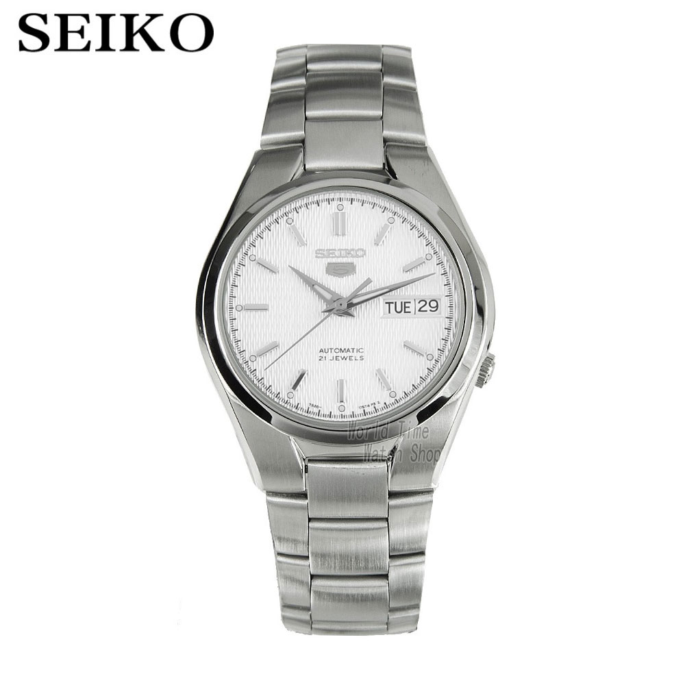 seiko watch men 5 automatic watch top brand luxury Sport men watch set waterproof mechanical military