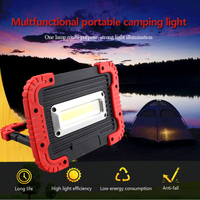Super Bright 30W Led Portable Spotlight 2000 Lumens Work Light Rechargeable Floodlight For Emergency Hunting Camping Lantern