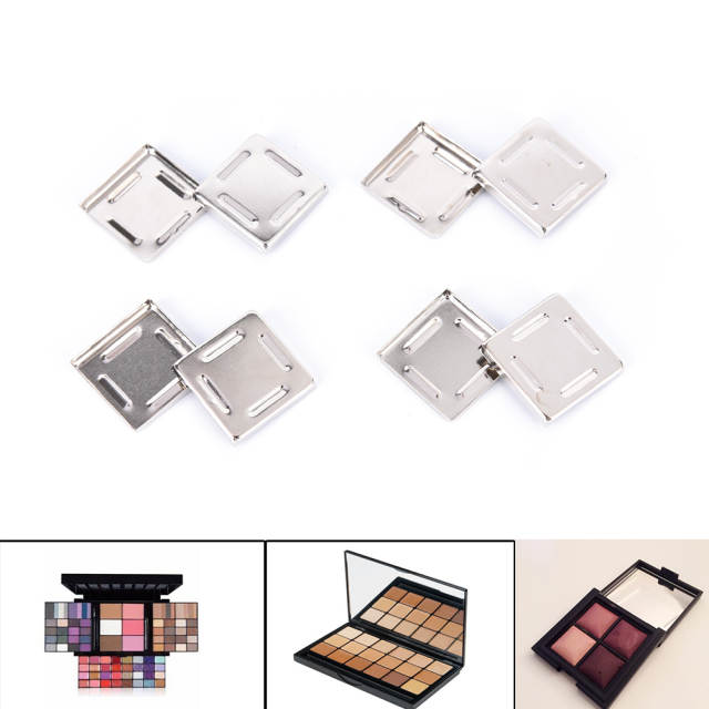 Silver Empty Eyeshadow Quad Onef