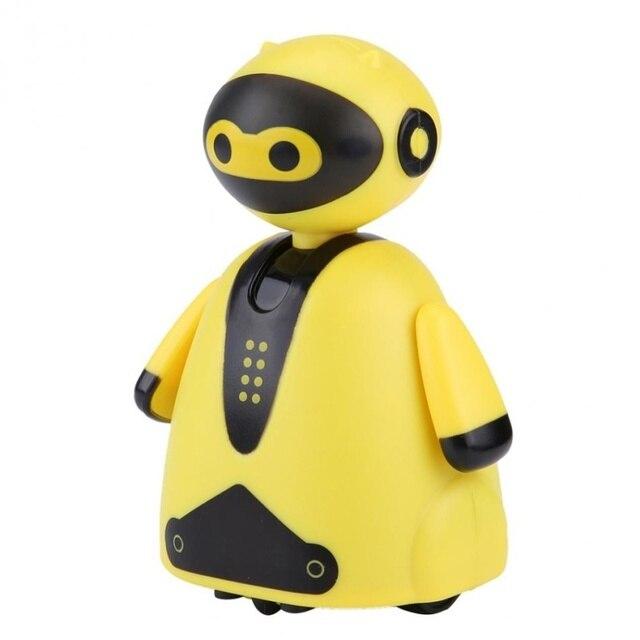 צעצועים חינוכיים אלקטרוני חיות מחמד יפה קסם אוטומטי אינדוקציה רובוט פינגווין בצע נמשך קו צעצוע אינדוקטיביים דגם
