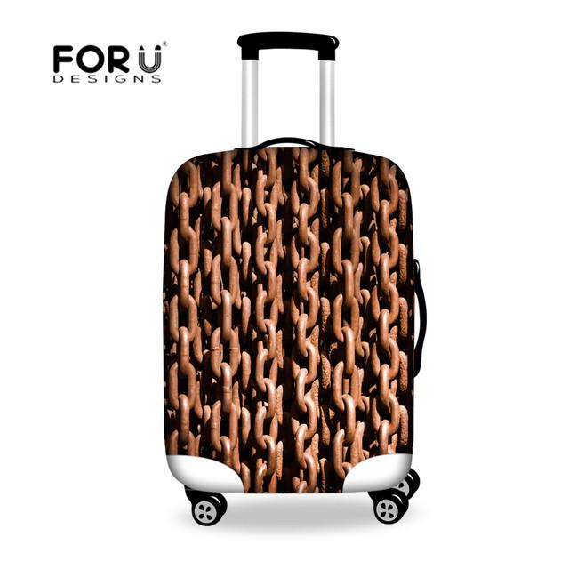 Forudesigns 6 opcional cor ocasional trole kebbeb bagage tampa, Tecido de Poliéster lavável Dobrável Portabilidade Zamotajte