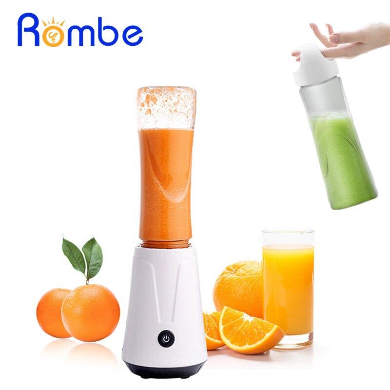 Portable Electric Juicer Blender Fruit Baby Food Milks Mixer Meat Grinder Juice Maker Machine Sports Bottle Juicing Cup