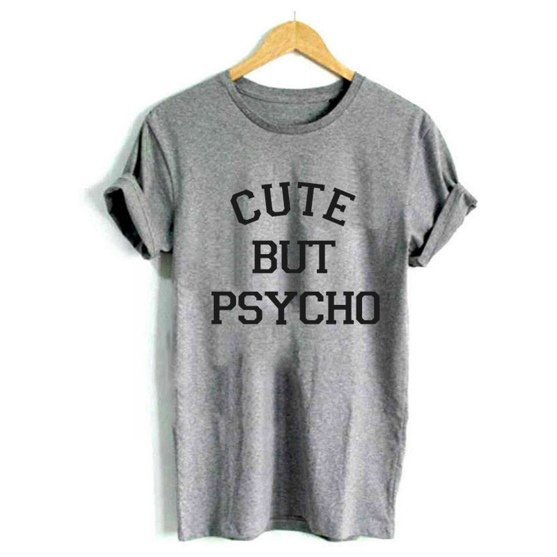 Cute Print Women tshirt Casual Funny   t     shirt   For Lady Girl Top Tee Hipster Tumblr Harajuku Tshirt