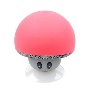 Image 2 - Kebidu Mini Wireless Bluetooth Speaker Mushroom Portable Waterproof Shower Stereo Subwoofer Music Player For IPhone Android