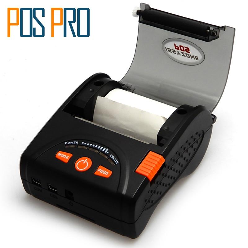 Impressoras imp001/006 sdk gratuito 58mm pos Tensão : 100-240 v