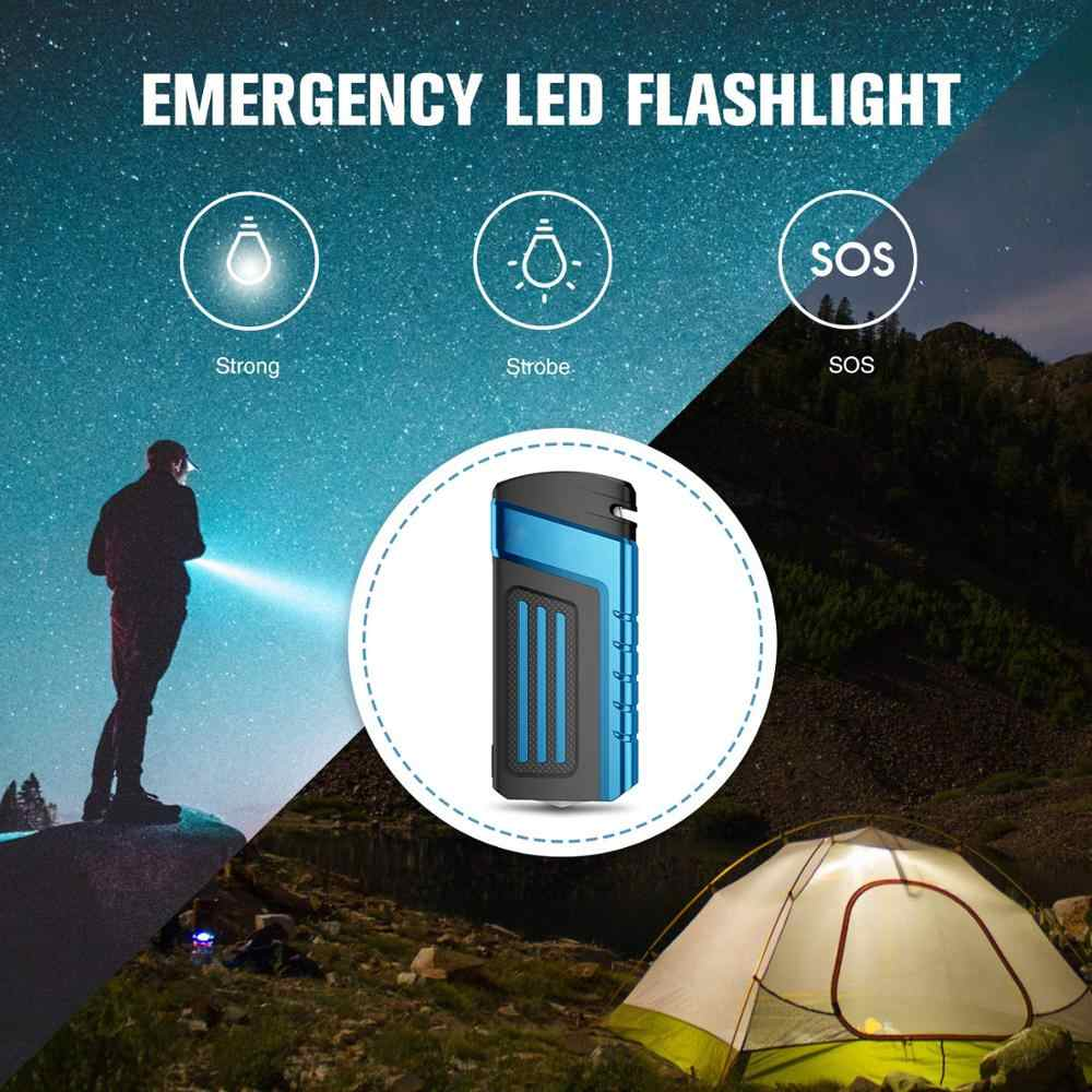 Super Capacity Starting Device 20000mAh Portable Car Jump Starter Power Bank 12V 800A Car Charger For Car Battery Booster Buster