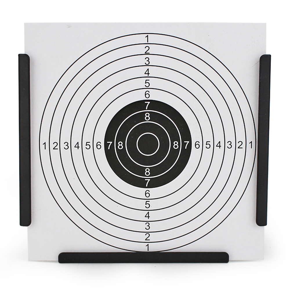 Image 2 - Shooting Target Outdoor Indoor Recyclable Metal Portable Funnel Type Firing Shooting Practice WST Target-in Paintball Accessories from Sports & Entertainment