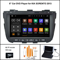 Android 5 1 Quad Core CAR DVD PLAYER For KIA SORENTO 2013 CAR Radio STEREO 1024X600