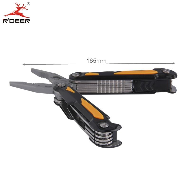 Pinze da taglio multifunzionali in acciaio inossidabile RDEER Pinze - Utensili manuali - Fotografia 3