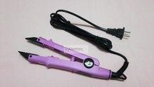 1 шт. B наконечник Loof 611 волосы расширение fusion утюг разъем для штор инструменты бигуди аксессуары кератина машины Бесплатно доставка