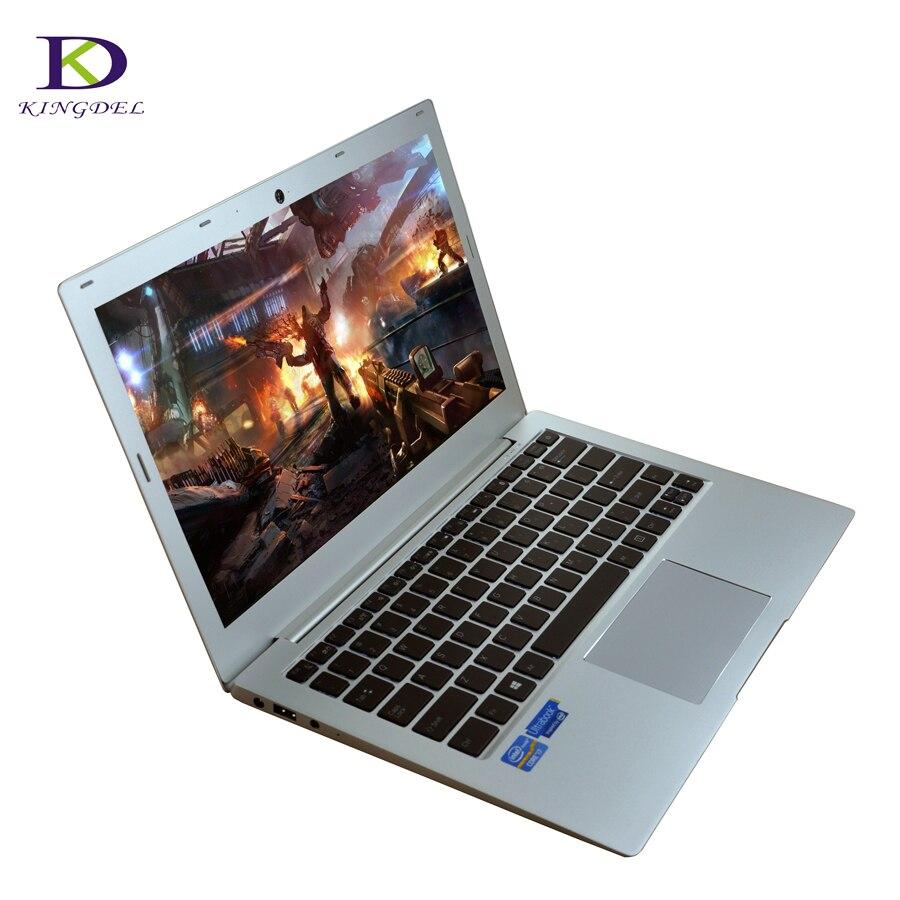 Новые lauch 13.3 Ноутбук i5 7200u двухъядерный Windows 10 нетбук веб камера HDMI SD Тип c подсветкой клавиатура Bluetooth, Wi Fi