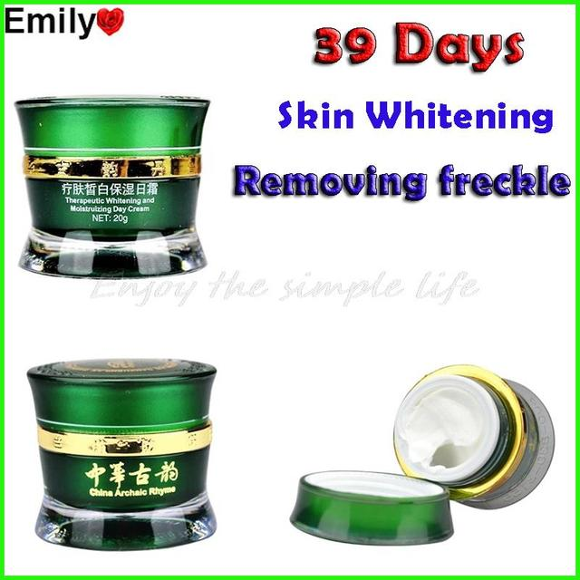 New 39 days Medicated Pigment Skin Whitening Cream Chloasma Cyasma Melanin Removing freckle speckle Firm skin care face care