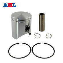 Motorcycle Engine parts STD Cylinder Bore Size 54mm pistons rings Kit For Honda nsr250 nsr 250