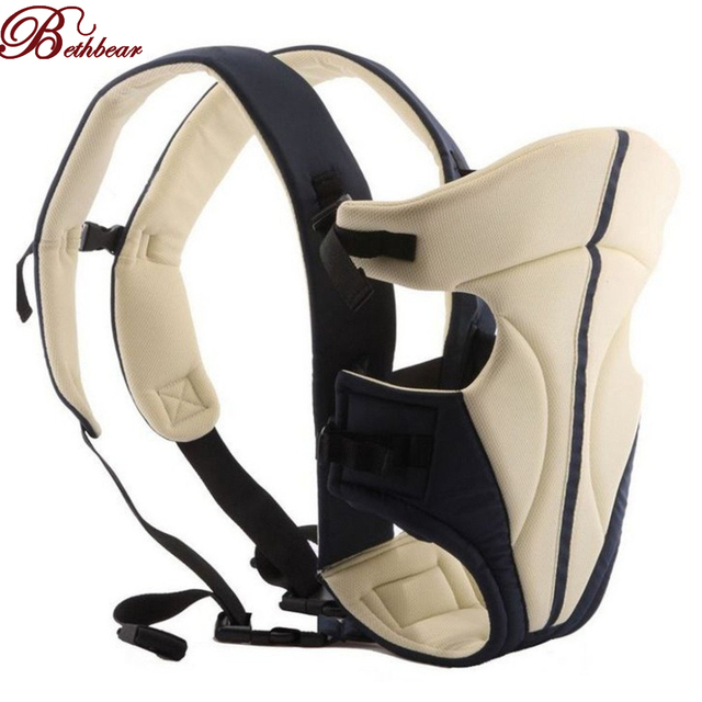New Arrive Ergonomic Baby Backpack Carrier Infant Breathable Multifunctional Front Facing Back Carry Sling Baby Strap manduca