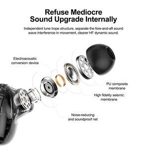 Image 2 - TWS Bluetooth 5.0 Blutooth Earphone Wireless Headphones for phone True wireless Stereo Headphone Sport Handsfree Earbuds HBQ Q32