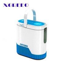 Xgreeo nuevo modelo portátil generador concentrador de oxígeno/oxígeno para uso doméstico para COPD/viajes/CAR uso