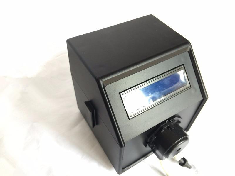 Peristaltické čerpadlo MCD-1, dálkové ovládání, zálohování baterie, zapnutí / vypnutí 16 časovačů