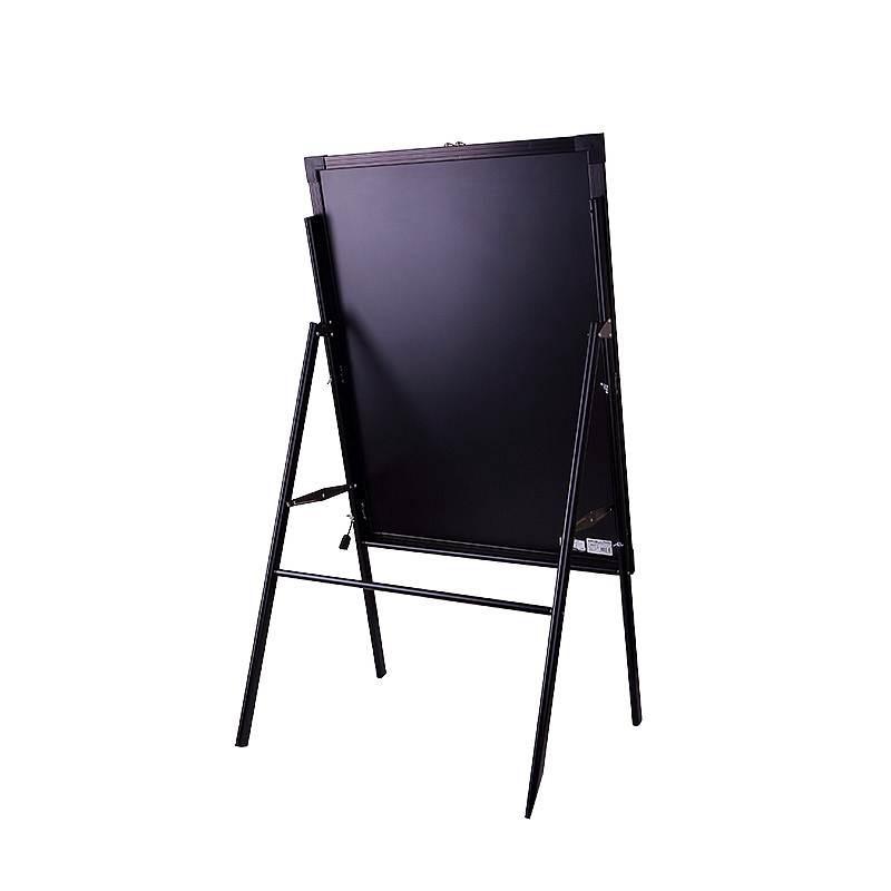 60x80 cm placa fluorescente eletronica com suporte 16 cores levou outdoor 02
