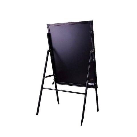 60x80 cm placa fluorescente eletronica com suporte 16 cores levou outdoor