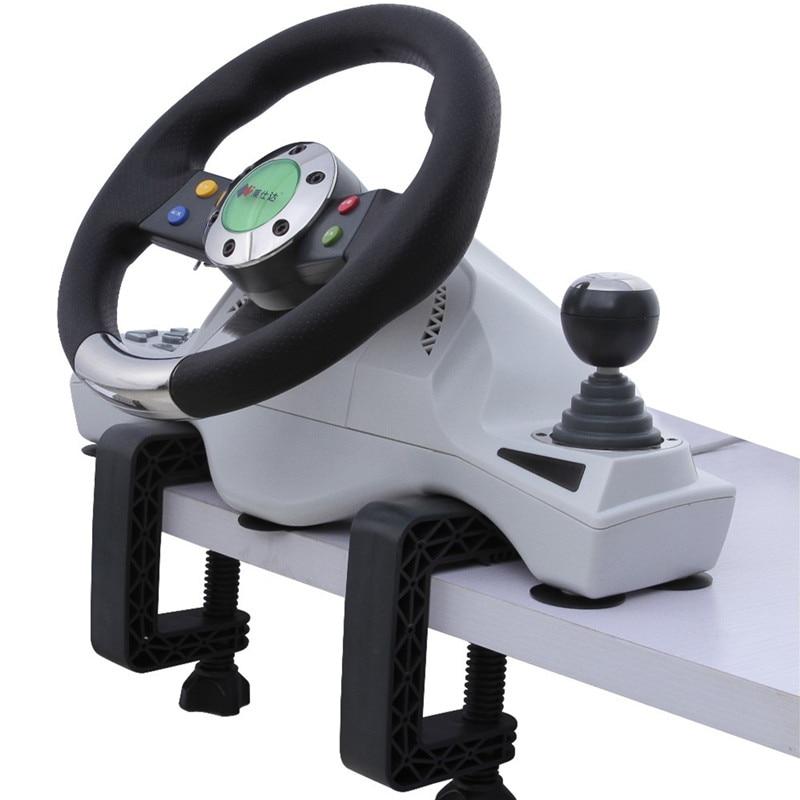 Usb Gaming Car Racing Wheel Pc