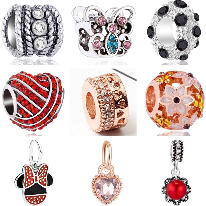 Original color beads hand-woven couples love bracelet  Y023