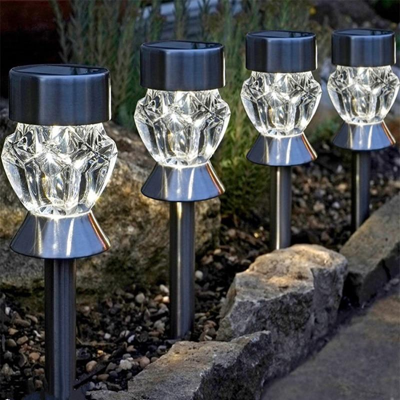 High Power Led Outdoor Landscape Lamp Light 9w 3*3w Led Floodlight Led Lawn Spot Lamp Bulb For Garden Park Ac85-265v 12v 7colors Traveling Led Lamps