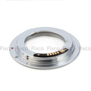 Image 4 - Pixco Flens pak voor EMF AF Bevestig Adapter M42 Schroef Mount Lens Pak voor Canon (D) SLR Camera