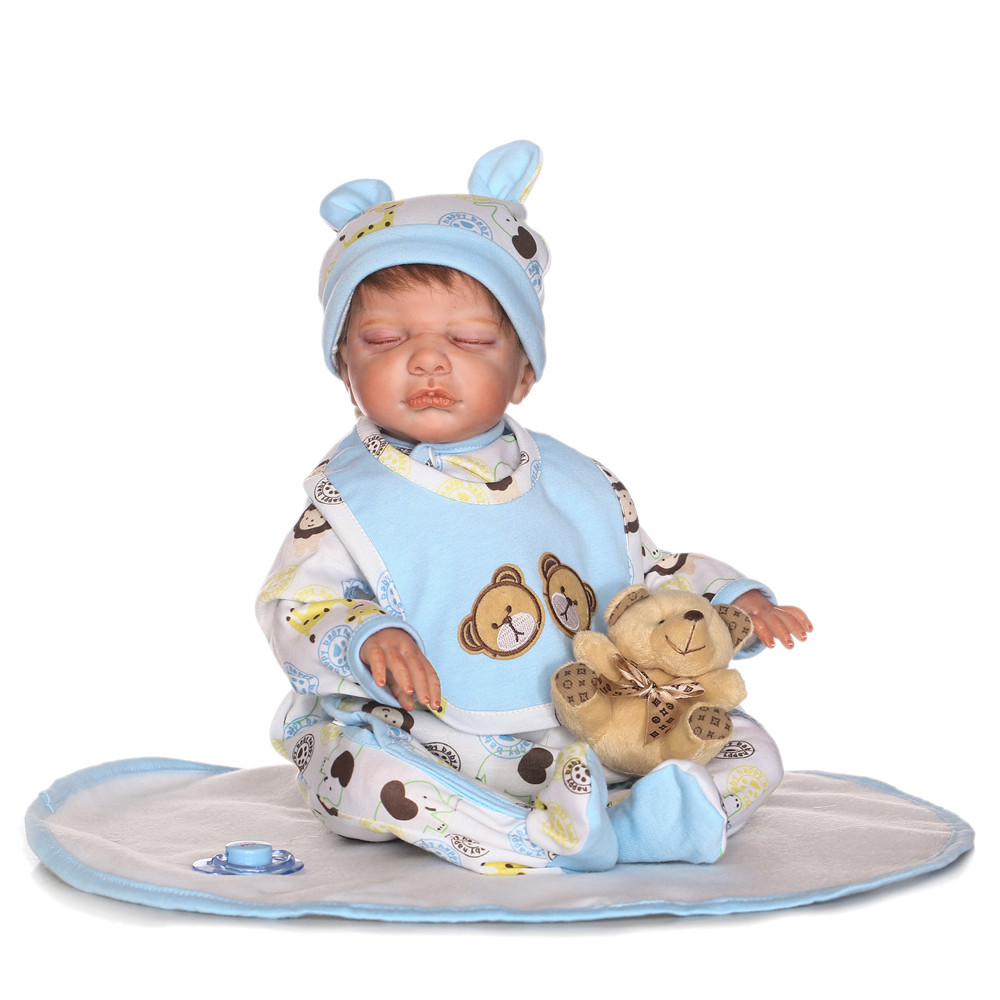 Npk Baby Boy Doll Reborn 20 Quot Silicone Reborn Baby Dolls