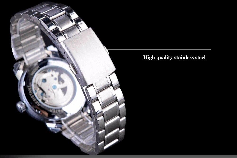 marca superior luxo relógio automático