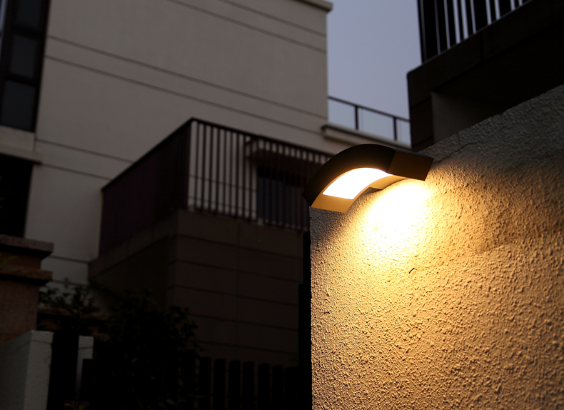 IP65 adjustable surface mounted outdoor led lighting,led outdoor light, up down led lamp