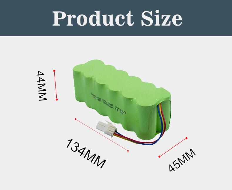 sr8845 8890 vcr8730 sr8750 bateria aspirador de pó