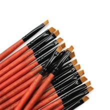 Eyebrow Brush Elite Angled Eye Liner Eyebrow Brush Tool For Women/Lady Cosmetic maquiagem Brushes Fine Quality недорого